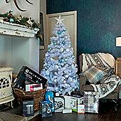 5ft Woodland White Spruce Christmas Tree