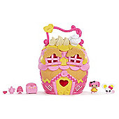 Lalaloopsy Tinies Dolls - Crumbs' House Playset