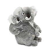 WWF Koala Mother & Child Soft Toy - 28cm