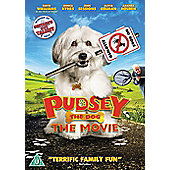 Pudsey The Dog Movie DVD