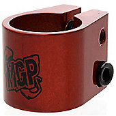 Madd Gear MGP Double Collar Scooter Clamp - Red