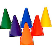 PLAYM8 Mini Cones Set of 6