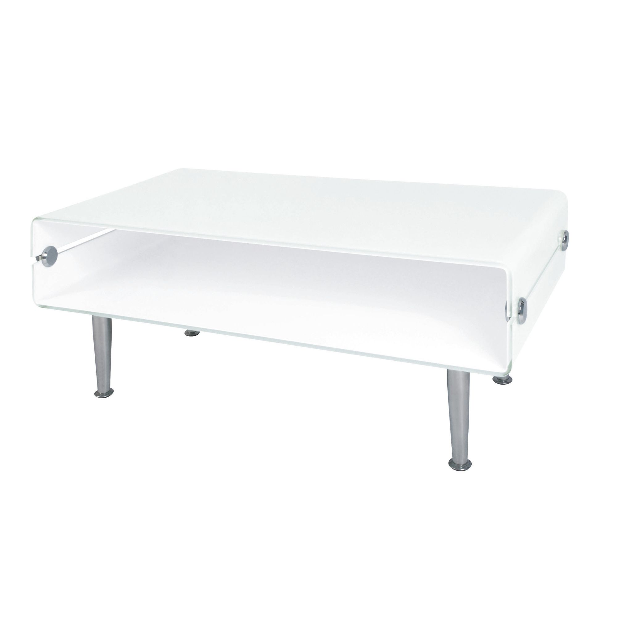 Premier Housewares Two Tier Coffee Table at Tesco Direct