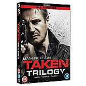 Taken 1-3 [DVD]