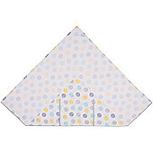 BreathableBaby Pocket Swaddles Fashion Collection in Silver Swirl