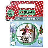 Go Create Christmas Fairy Tree Topper