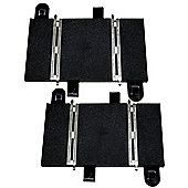 Scalextric Sport Track C8200 Pack Of 2 Quarter Straights