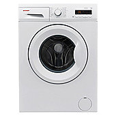 Sharp ES-FB8143W2, 8KG Washing Machine, A++, White