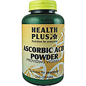 Health Plus Ascorbic Acid PowderVegan 250g Powder