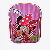 Minnie Mouse Cute Junior Backpack