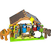 Bigjigs Nativity Set