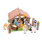 Bigjigs Toys Nativity Set