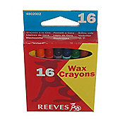 Color It! - 16 Wax Crayons