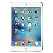 Apple iPad mini 4 (7.9 inch) Wi-Fi Cellular 128GB - Gold