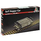 Vcff Hopper Car - 1:87 Scale No.8707 - Italeri