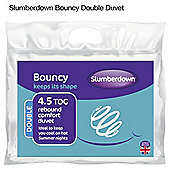 Slumberdown Bouncy 4.5 Tog Double Duvet