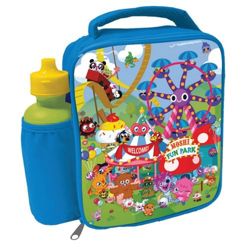 Moshi Monsters Lunch Bag and Water Bottle Set
