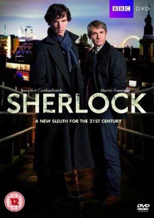 Sherlock - Series 1 - Complete (DVD Boxset)