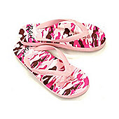 Rip Curl Camo Rubber Girls Sandals