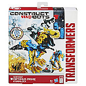 Transformers Construct Bots Silver Night Optimus Prime & Grimlock