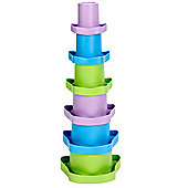 Green Toys STCA-8586 My First Stacking Cups