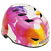 HardnutZ Ink Cycle Helmet Medium 54-58cms