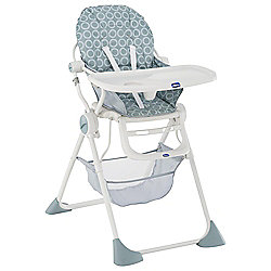 Chicco Pocket Lunch Highchair Moonlight