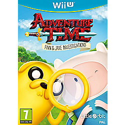 Adventure Time: Finn & Jake Investigations Wii U