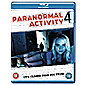 Paranormal Activity 4 Blu-ray