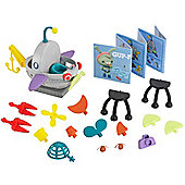 Fisher-Price Octonauts Gup-F Build-A-Gup Ship