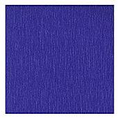 Canson Superior Crepe Paper 50cm x 250cm Dark Blue