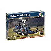 AB 212/UH-1N - 1:72 Scale - Aircraft - Italeri