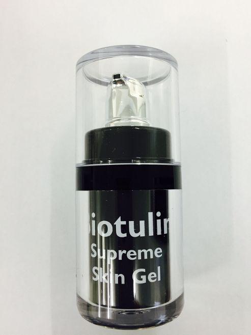 buy biotulin supreme skin gel 15ml from our serums range tesco. Black Bedroom Furniture Sets. Home Design Ideas