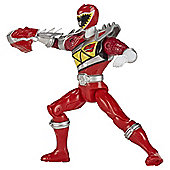 Power Rangers Dino Supercharge 12.5cm Figure Red