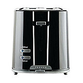 Meyer Prestige 55844 2 Slice Black Toaster