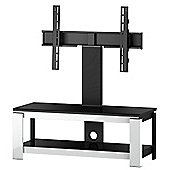 Sonorous HG1025 TV Stand  White Black