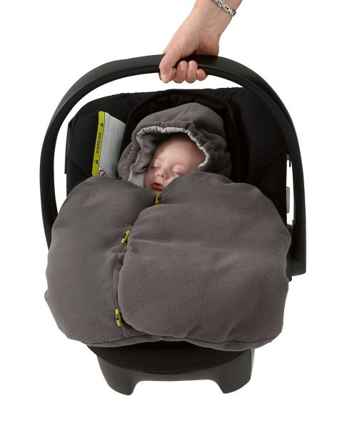 Mamas & Papas - Car Seat Footmuff - Dove Grey