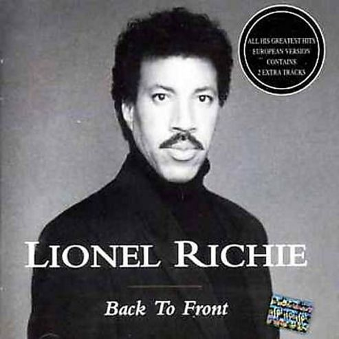 Lionel Richie - Back To Front