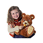 Bruno The Bear Interactive Soft Toy