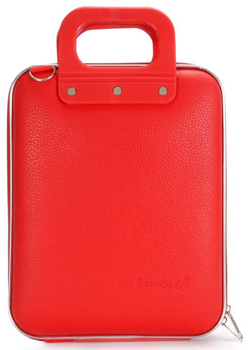 Bombata Classic Red 11 inch Tablet / Laptop Bag