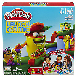 Play-Doh Launch-O-Rama Game