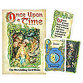 Once Upon A Time - The Story Telling Game - Card Game - Atlas Games