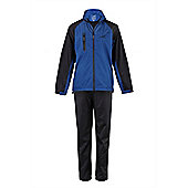 Woodworm Golf V2 Waterproof Suit Inc Jacket And Trousers - Blue