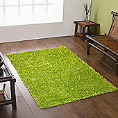 Spider Lime Green 110x160 cm Rug