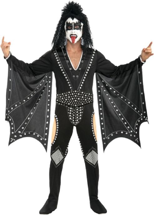Kiss The Demon - Adult Costume Size: 42-46