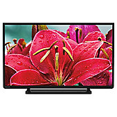 Toshiba 32W2433DB 32 Inch HD Ready 720p LED TV with Freeview