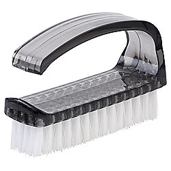 Easy Grip Nail Brush - Platinum