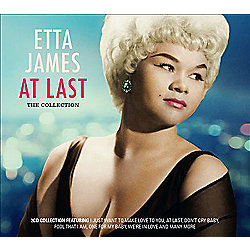 Etta James At Last - The Collection 2CD