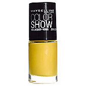 Maybelline Nails Colour Show 749 Electric Yellow
