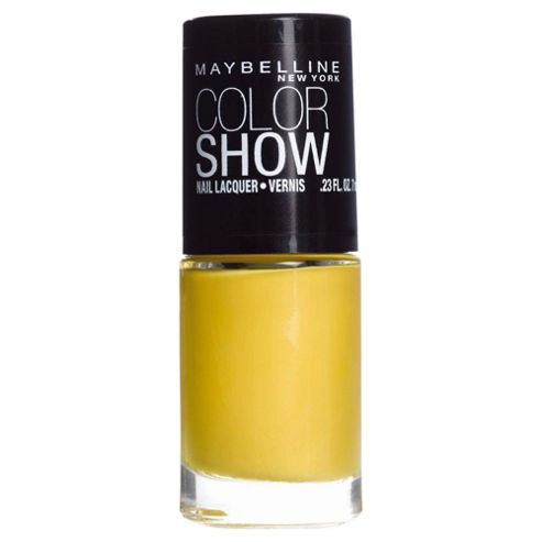 Maybelline Color Show Nail 749 Electric Yellow